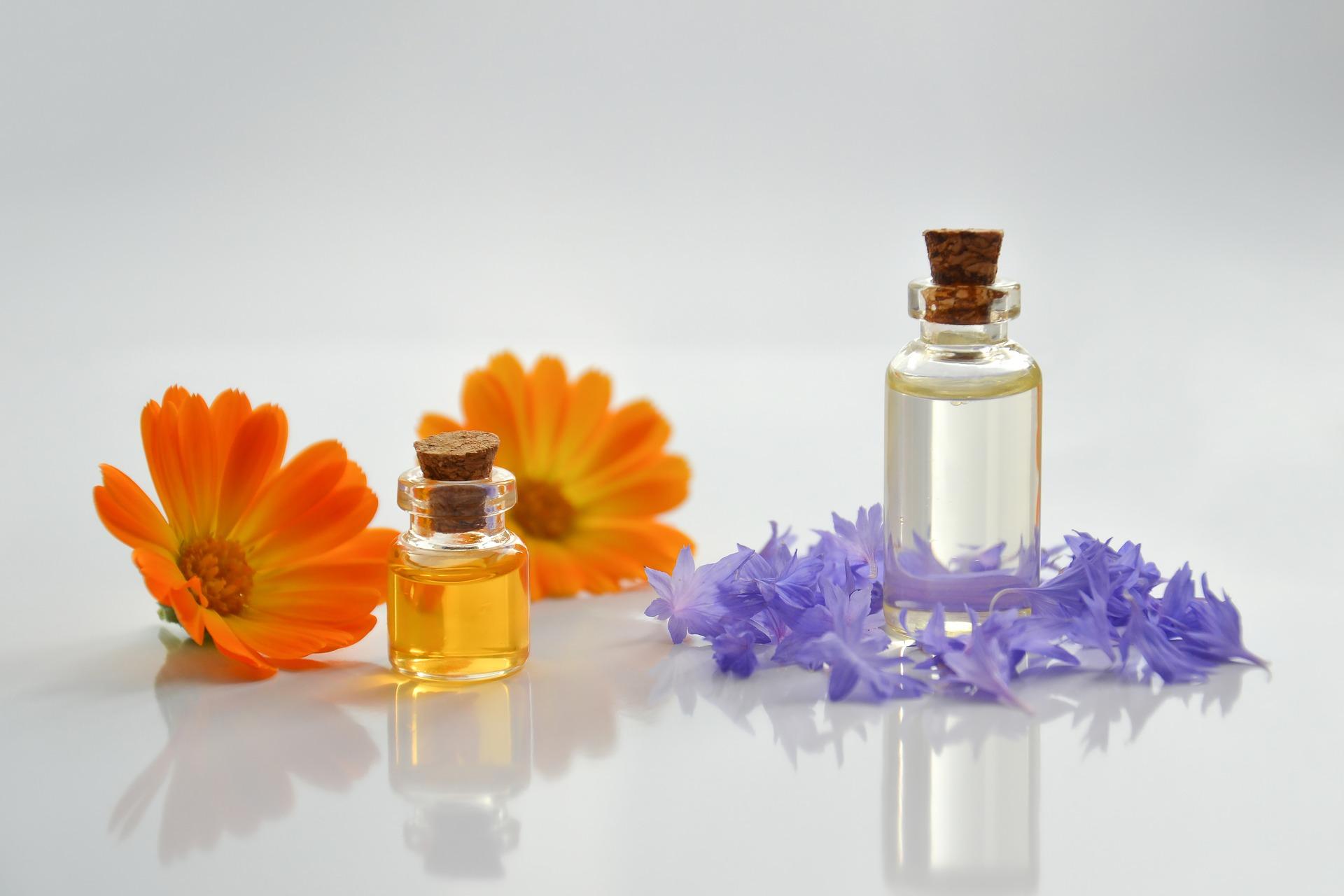 ätherische Öle verwenden